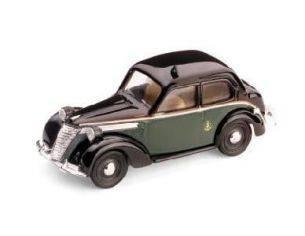 Brumm BM0215 FIAT 1100 E TAXI DI MILANO 1949-53 1:43 Modellino