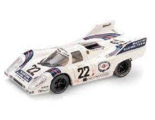 Brumm BM0220 PORSCHE 917 K N.22 WINNER LM 1971 H.MARKO-VAN LENNEP 1:43 Modellino