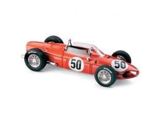 Brumm BM0222 FERRARI 156 G.BAGHETTI 1961 N.50 WINNER FRANCE GP 1:43 Modellino