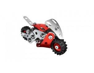 Meccano MEC2353B MECCANO MOTO Modellino