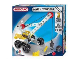 Meccano MEC2517B MECCANO MODEL SET B Modellino