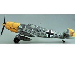 Merit Model ME60025 MESSERSCHMITT BF-109E 1940 MONTATO E VERNICIATO 1:18 Aerei