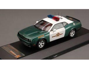 Protar PR0052 DODGE CHALLENGER R/T BROWARD COUNTY SHERIFF 1:43 Modellino