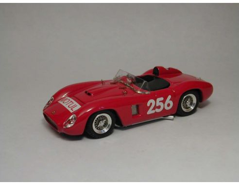 Art Model AM0128 FERRARI 500 TR N.256 SASSI SUPERGA 1957 G.MUNARON 1:43 Modellino