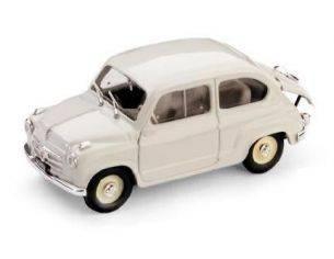 Brumm BM0265 FIAT 600 1a SERIE DERIVAZIONE ABARTH 750 1956 1:43 Modellino