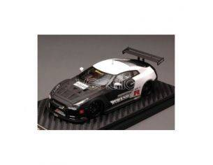 Hpi Racing HPI8316 NISSAN  GT-R (R35) TEST CAR 2010 1:43 Modellino