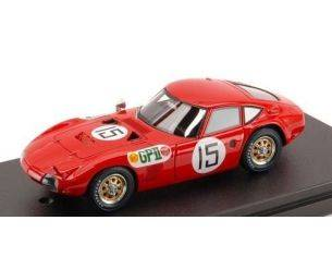 Hpi Racing HPI8335 TOYOTA 2000 GT N.15 1966 JAPAN GP 1:43 Modellino
