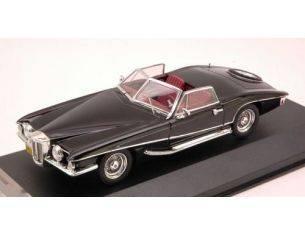 PremiumX PRD120 STUTZ BLACKHAWK CONVERTIBLE 1971 BLACK 1:43 Modellino