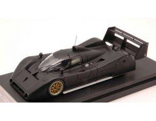Hpi Racing HPI8582 TOYOTA TS010 TEST CAR SUZUKA 1992 MATT BLACK 1:43 Modellino