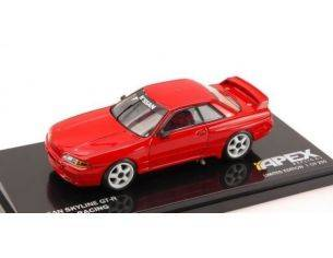 Apex Replicas AR109 NISSAN SKYLINE GT-R GROUP A RACING RED 1:43 Modellino