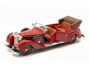 Franklin Mint FMB11PW43 MERCEDES 770 K GROSSER '39 AMARANT 1:43 Auto d'Epoca