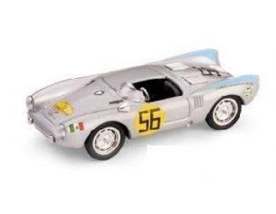 Brumm BM0276 PORSCHE 550 RS N.56 MEXICO 1954 1:43 Modellino