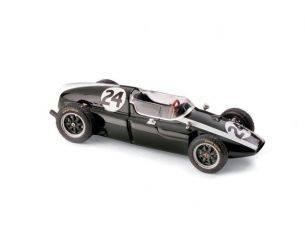 Brumm BM0278 COOPER J.BRABHAM 1959 N.24 WINNER MONACO GP WORLD CHAMPION 1:43 Modellino