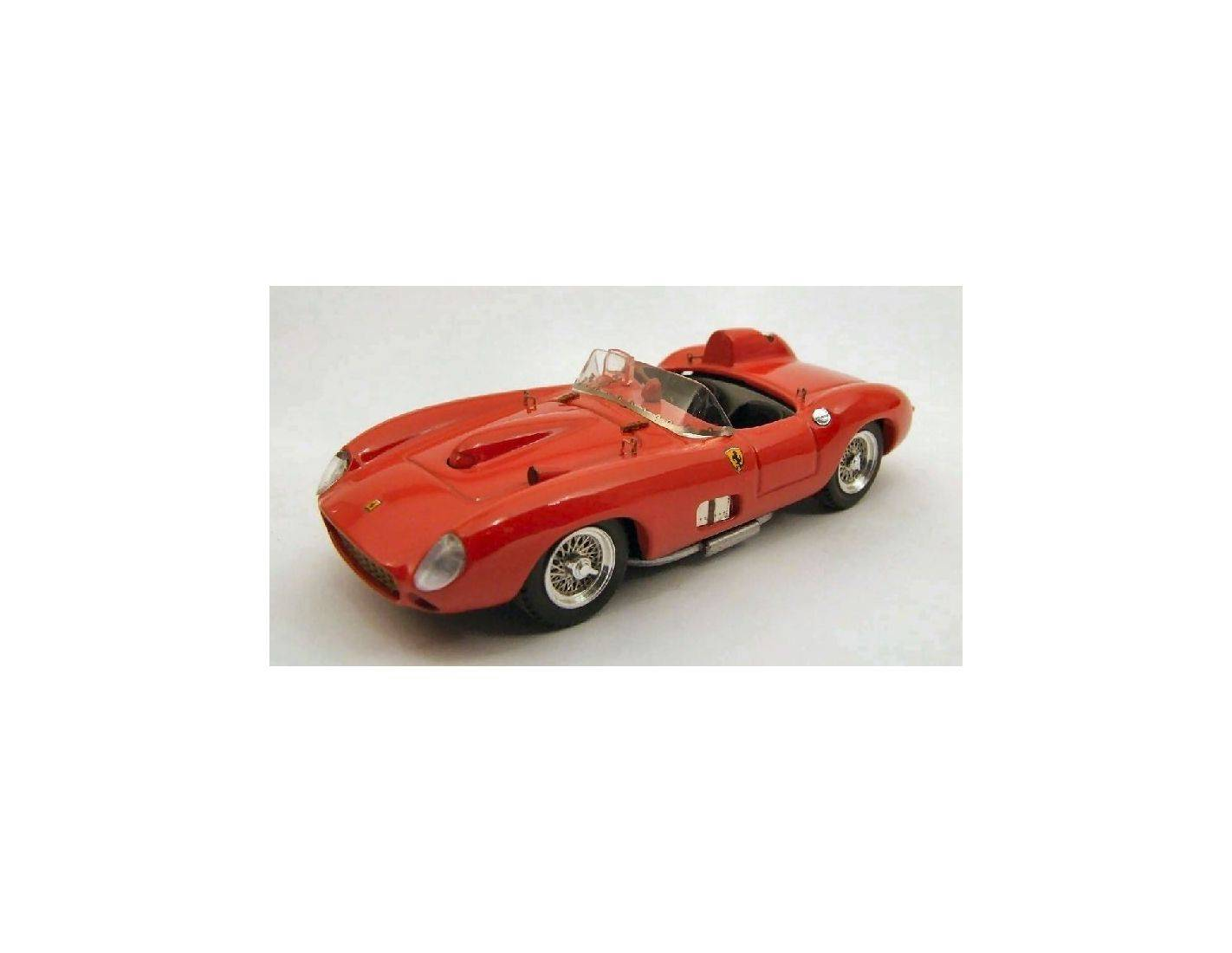 Art Model AM0133 FERRARI 315 S/335 S PROVA 1957 RED 1:43 Modellino