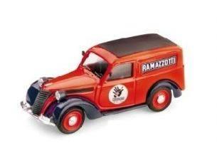 Brumm BM0284 FIAT 1100 E FURGONE 1950 RAMAZZOTTI 1:43 Modellino