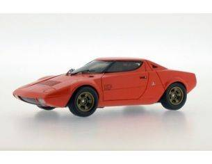 Protar PR0180 LANCIA STRATOS HF PROTOTYPE TORINO 1971 RED 1:43 Modellino