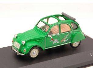 White Box 020 CITROEN 2CV SAUSSS DUCK 1/43 Modellino