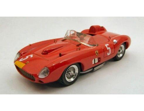Art Model AM0134 FERRARI 315 S N.5 2nd NURBURGRING 1957 COLLINS-GENDEBIEN 1:43 Modellino
