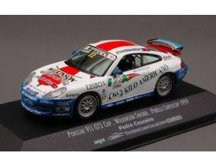 Quartzo XCL017 PORSCHE 911 GT 3 N.22 SUP.'99 1:43 Modellino