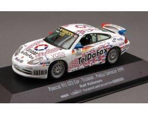 Quartzo XCL024 PORSCHE 911 GT 3 N.21 SUP.'99 1:43 Modellino