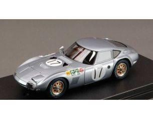 Hpi Racing HPI8336 TOYOTA 2000 GT N.17 1966 JAPAN GP M.TAMURA 1:43 Modellino