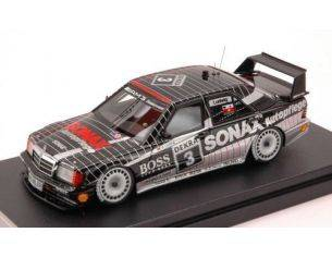 Hpi Racing 8364 MERCEDES 190E N.3 DTM 1992 K.LUDWIG 1:43 Modellino