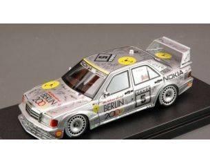 Hpi Racing HPI8397 MERCEDES 190E N.5 DTM 1992 E.LOHR 1:43 Modellino