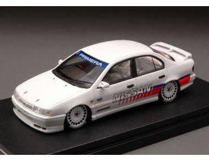 Hpi Racing HPI8464 NISSAN PRIMERA  JTCC TEST CAR 1993 1:43 Modellino