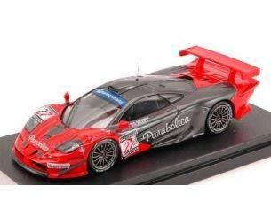 Hpi Racing HPI8535 MC LAREN F1 GTR N.27 SILVERSTONE 1997 GOODWIN/AYLES 1:43 Modellino