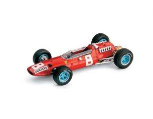 Brumm BM0298 FERRARI 512 J.SURTEES 1965 N.8 RETIRED ITALY GP 1:43 Modellino