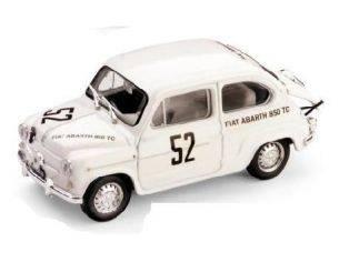 Brumm BM0305 FIAT ABARTH 850 N.52 WINNER 500Km NURBURGRING 1962 E.FURTMAYR 1:43 Modellino