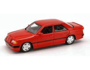 Spark Model S1042 MERCEDES 300 E THE HAMMER RED 1:43 Modellino