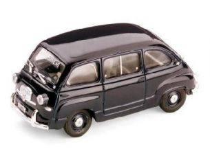Brumm BM0309 FIAT 600 MULTIPLA CARABINIERI 1956 1:43 Modellino
