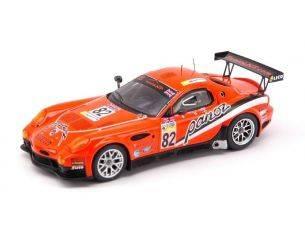 Spark Model S1199 PANOZ ESPERANTE GT N.82 LM'07 1:43 Modellino