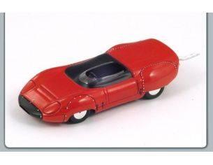 Spark Model S1330 ABARTH OT 2000 BIALBERO MONOPOSTO RECORD 1965 1:43 Modellino