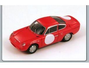 Spark Model S1346 FIAT ABARTH 1000 SIBONA 1963 1:43 Modellino