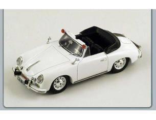 Spark Model S1353 PORSCHE 356 A 1600 AUSTRIAN GENDARMERIE 1958 1:43 Modellino