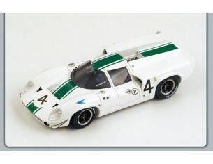 Spark Model S1390 LOLA T70 MKIII N.4 BOAC 500 1967 BRABHAM-HULME 1:43 Modellino