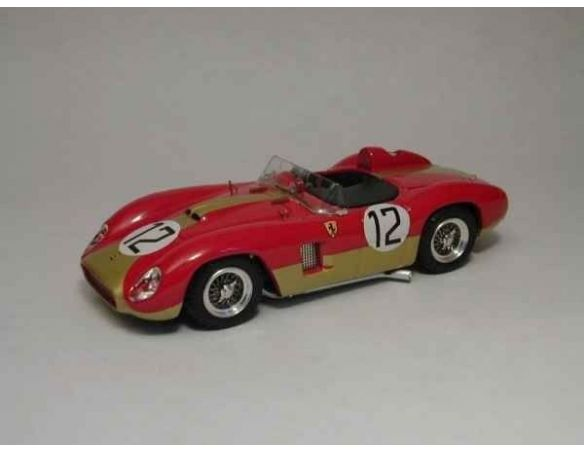 Art Model AM0137 FERRARI 500 TR N.12 GP ASPEN F.CORTESE 1:43 Modellino