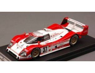 Hpi Racing HPI8568 TOYOTA TS010 N.37 LM 1993 RAPHANEL-ACHESON-WALLACE 1:43 Modellino