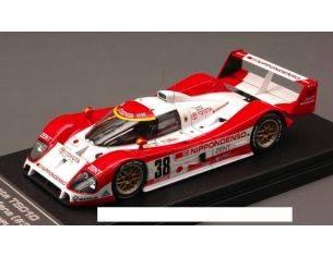 Hpi Racing HPI8569 TOYOTA TS010 N.38 8th LM 1993 LEES-LAMMERS-J.M.FANGIO II 1:43 Modellino