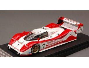 Hpi Racing HPI8571 TOYOTA TS010 N.7 SWC 1992 GLESS-OGAWA 1:43 Modellino