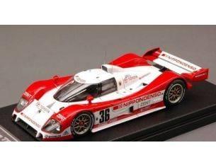Hpi Racing HPI8583 TOYOTA TS010 N.36 TEST CAR SUGO 1993 1:43 Modellino