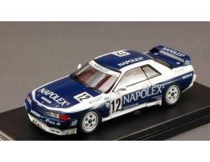Hpi Racing HPI8593 NAPOLEX SKYLINE N.12 JTC 1991 1:43 Modellino