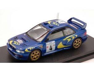 Hpi Racing HPI8596 SUBARU IMPREZA N.4 5th TOUR DE CORSE 1997 LIATTI-PONS 1:43 Modellino