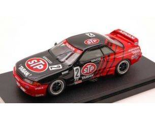Hpi Racing HPI8611 NISSAN GT-R STP TAISAN N.2 JTC OITA 1993 TAKAHASHI-TSUCHIYA 1:43 Modellino