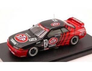 Hpi Racing HPI8612 NISSAN GT-R STP TAISAN N.2 JTC SUZUKA 1993 TAKAHASHI-TSUCHIYA 1:43 Modellino