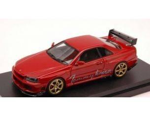 Hpi Racing HPI8836 TOMMYKAIRA R (R34) RED 1:43 Modellino
