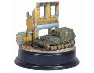 DRAGON ARMOR 60347 FERDINAND ZIMMERIT COATING S.PZ.JG.ABT.654 EASTERN FRONT WITH DIORAMA 1/72 CARRI SCALA 1/72 Modellino