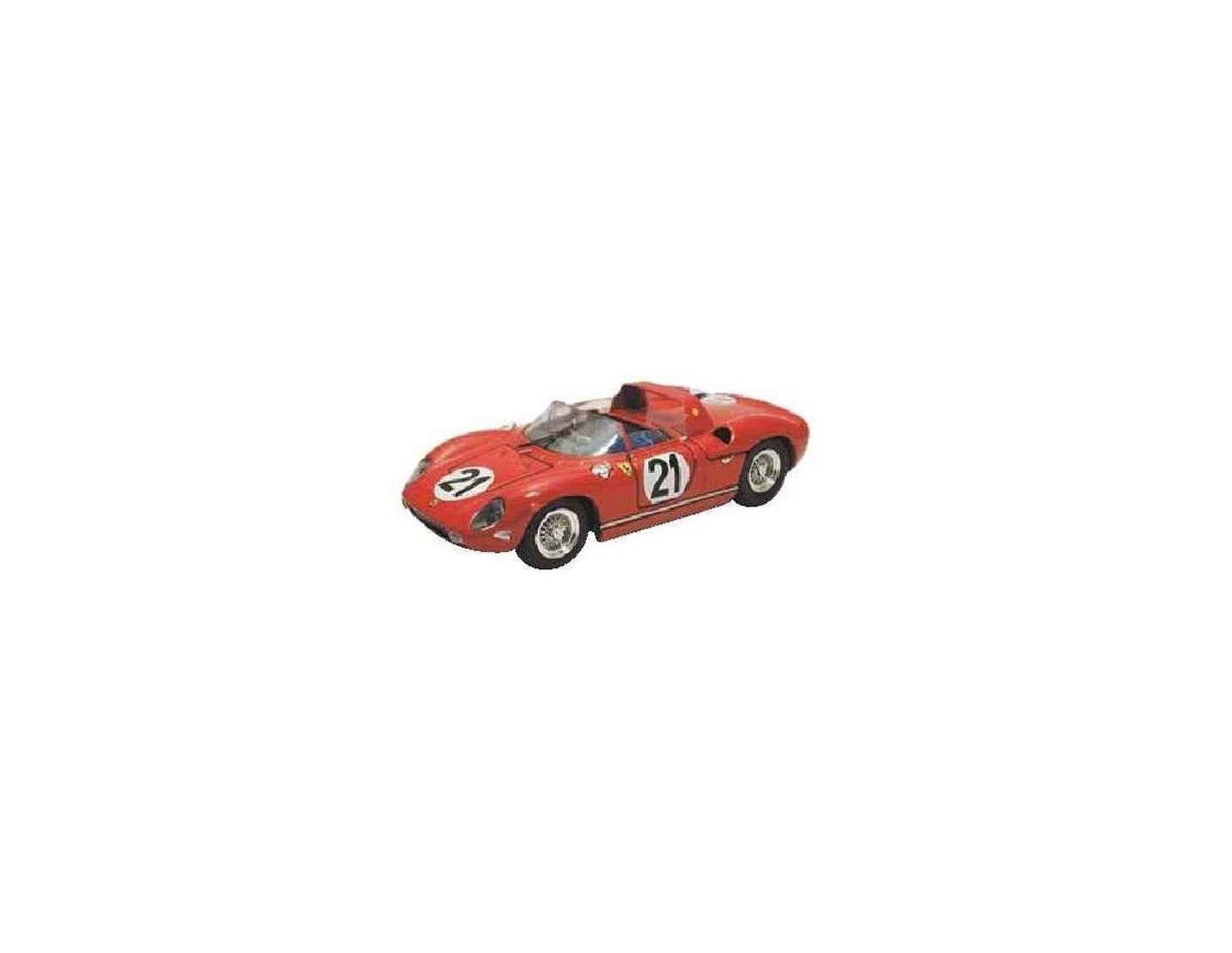 Art Model AM0139 FERRARI 250 P N.21 WINNER LM 1963 BANDINI-SCARFIOTTI 1:43 Modellino